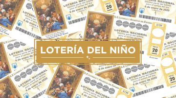 Lotería del Niño 2020: Horario, premios y guía del Sorteo Extraordinario del Niño