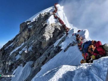El nuevo 'plan de choque' que tratará de evitar más muertes en el Everest