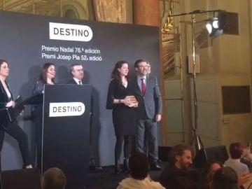 Ana Merino, premio Nadal