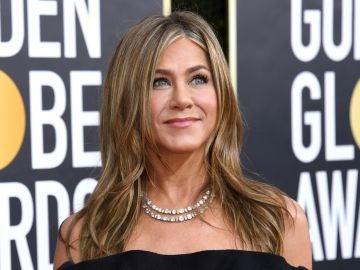 Jennifer Aniston en los Globos de Oro 2020