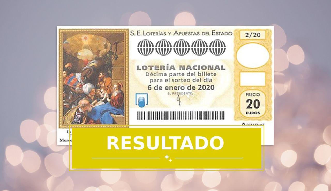 Lotería del Niño 2020: Resultado del sorteo del Niño hoy lunes 6 de enero
