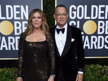 Rita Wilson y Tom Hanks