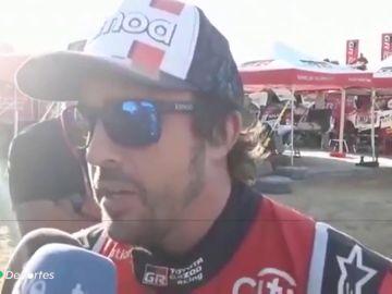 El palo de Alonso a la prensa