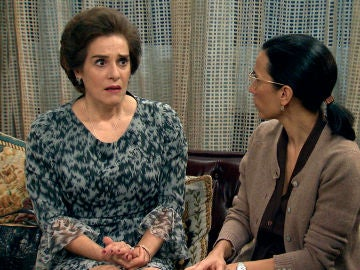 La confesión de Benigna que deja sin palabras a Manolita y Marcelino