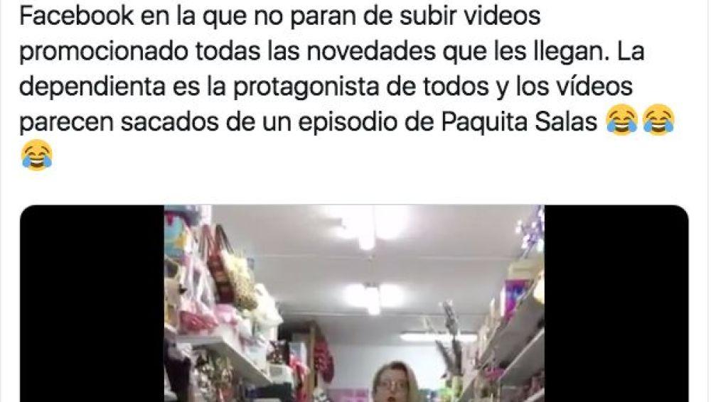 Bazar Fátima se vuelve viral