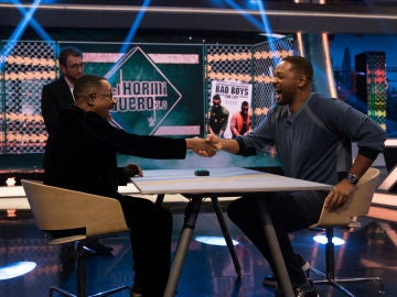 El enfrentamiento definitivo entre Will Smith y Martin Lawrence en el crono mental de 'El Hormiguero 3.0'