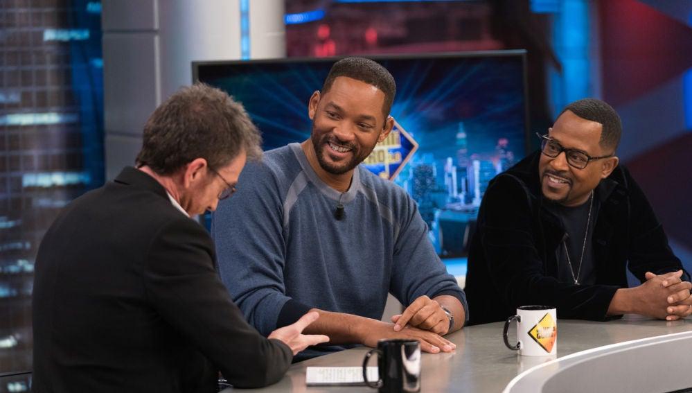 Will Smith da todos los detalles en 'El Hormiguero 3.0' de su última colonoscopia