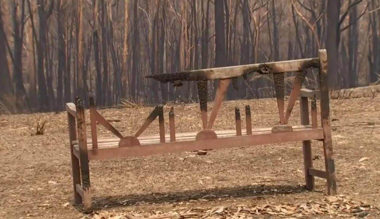 La superficie quemada en Australia por el momento equivaldría a que en España ardiese toda la comunidad de Aragón
