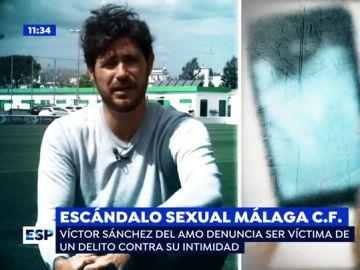 Escándalo sexual en Málaga.