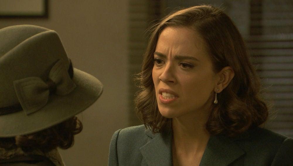 La agresión de Rosa a Marta por un ataque de celos