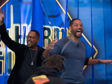 Revive la entrevista completa de Will Smith y Martin Lawrence en 'El Hormiguero 3.0'