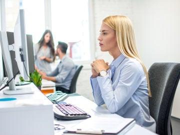 Trabajando con ordenador