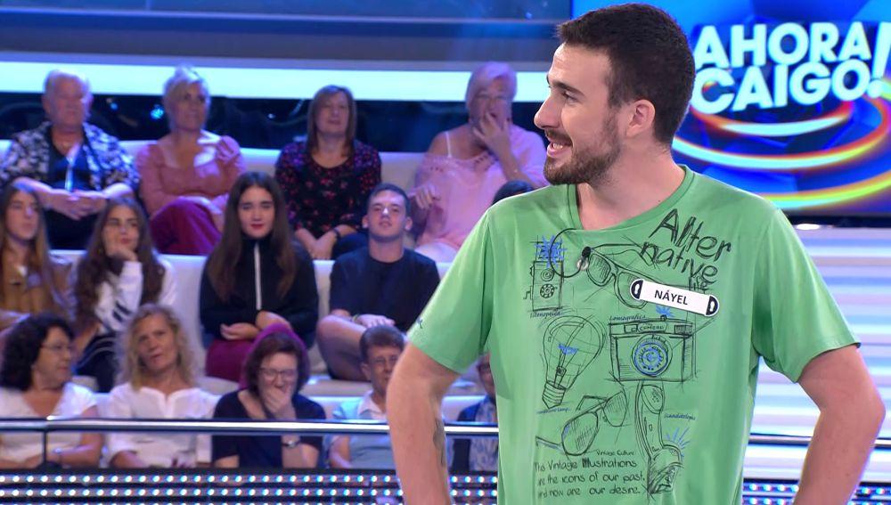¡Qué tensión!: El duelo definitivo entre Náyel y Anna por hasta 21.000 euros en '¡Ahora caigo!'