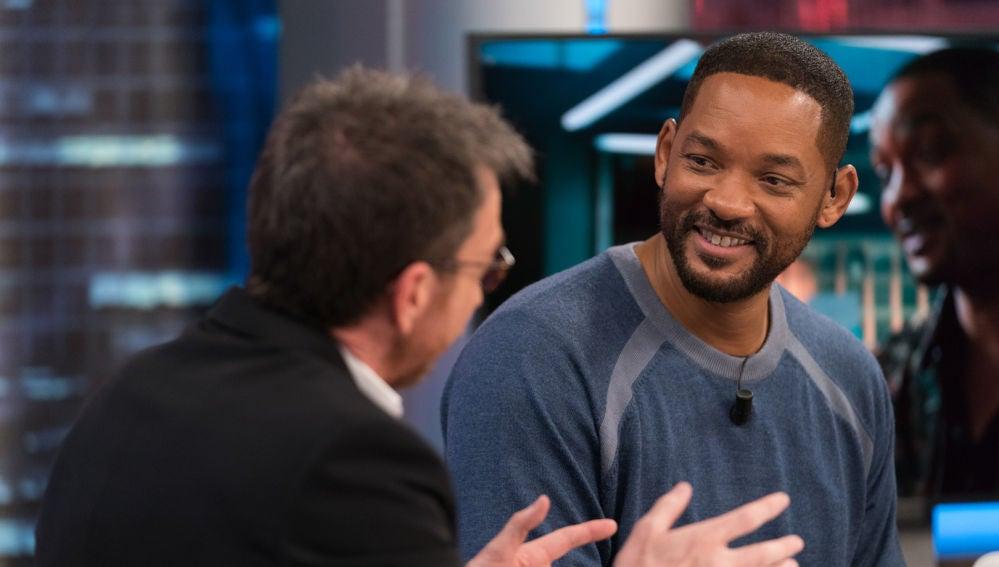 Will Smith confiesa la experiencia más aterradora de su vida en 'El Hormiguero 3.0'