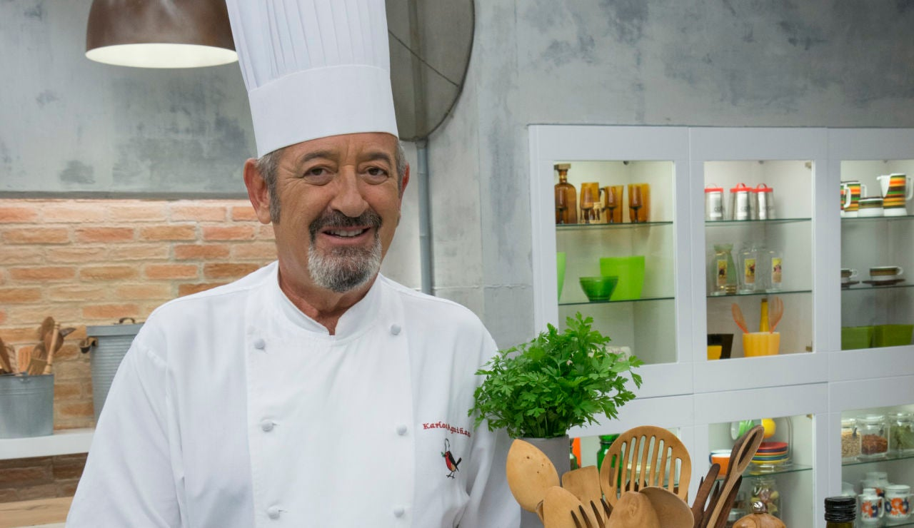 Las mejores recetas de Cocina abierta de Karlos Arguiñano