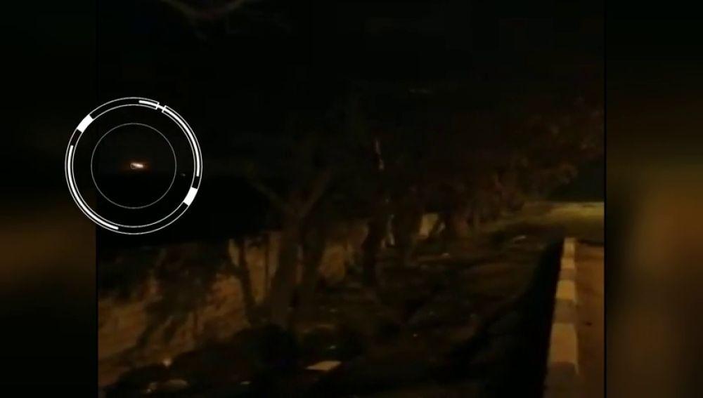 Un vídeo capta el momento en el que se estrella el avión ucraniano en Irán
