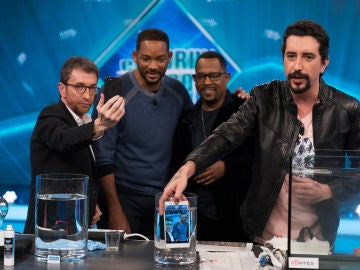 Disfruta de la ciencia de Marron con Martin Lawrence y Will Smith