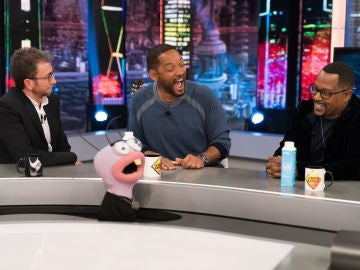 Will Smith confiesa el secreto mejor guardado de su camerino a Trancas y Barrancas en 'El Hormiguero 3.0'