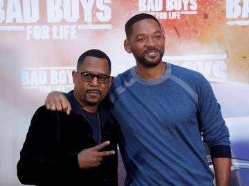 Will Smith y Martin Lawrence