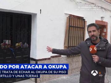 Agresión en Málaga.