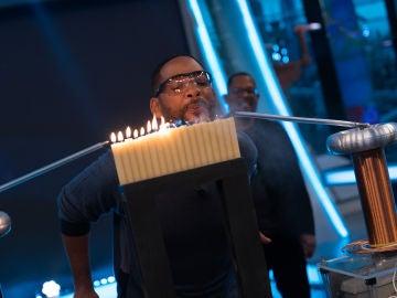 Will Smith descubre su superpoder con la ciencia más mágica de Marrron
