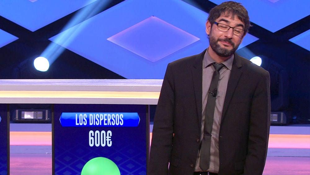 La inesperada 'aparición' de 'Los lobos' en '¡Boom!' tras una confusión de Juanra Bonet