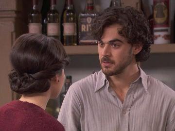 Matías descubre el plan secreto de Alicia