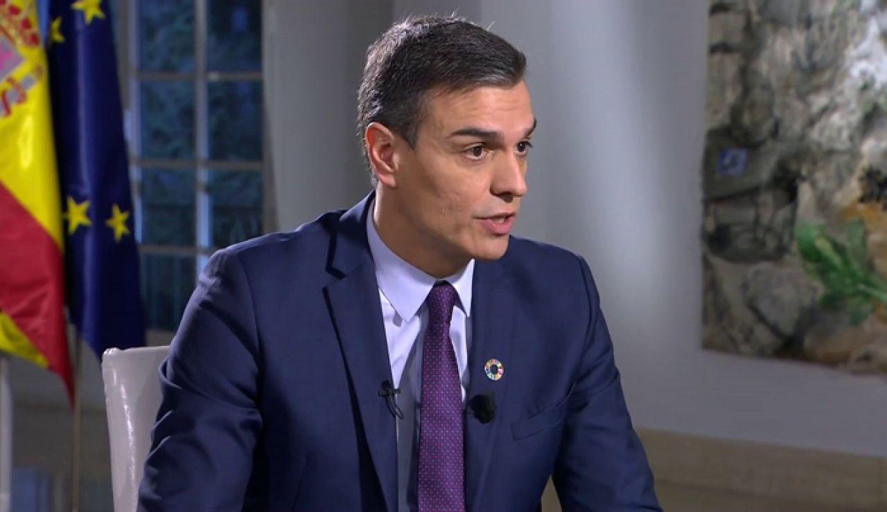 Sánchez avanza que el Gobierno aprobará este martes la subida salarial a los funcionarios