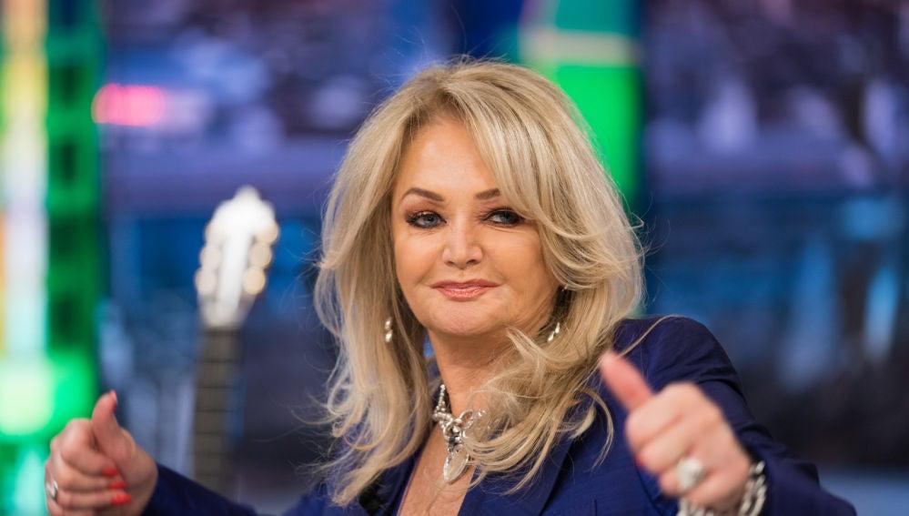 Disfruta de la entrevista completa Bonnie Tyler en 'El Hormiguero 3.0'