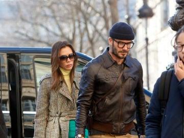 El estilismo de los Beckham