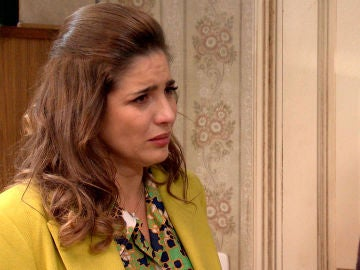 Irene le ruega nuevamente perdón a Julia
