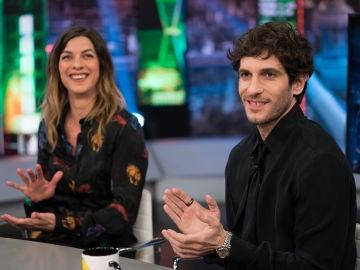 Piojos, hombreras y rastas: Quim Gutiérrez y Natalia Tena confiesan sus 'pintas' más extremas