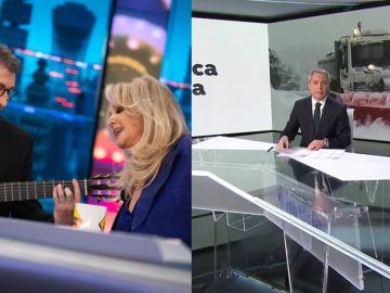 'El Hormiguero 3.0' y Antena 3 Noticias 2