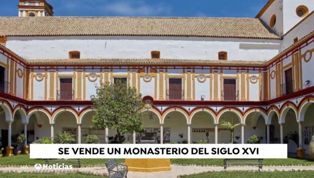 Monasterio Utrera