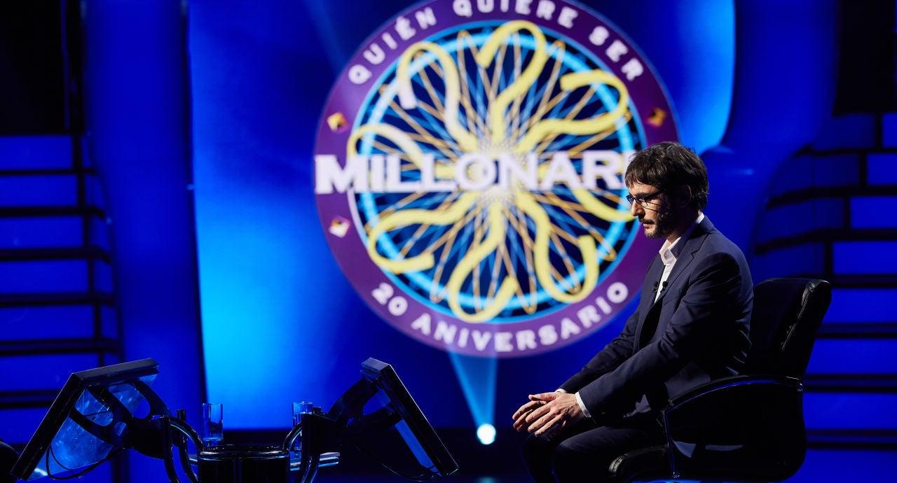 Estos son los concursantes de '¿Quién quiere ser millonario?', los más históricos de la televisión