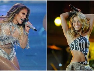 Jennifer lópez y Shakira podrían ser las artistas principales de la Super Bowl LIV