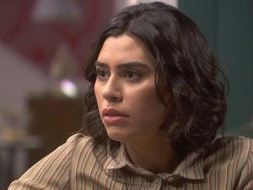 'El secreto de Puente Viejo': Alicia, perpleja al haber descubierto el secreto de Tomás