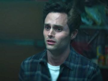 Penn Badgley como Joe Goldberg en 'You'