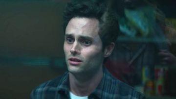 Penn Badgley como Joe Goldberg en 'You'