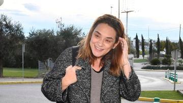 Toñi Moreno ya es madre, la presentadora ya tiene en brazos a su hija Lola