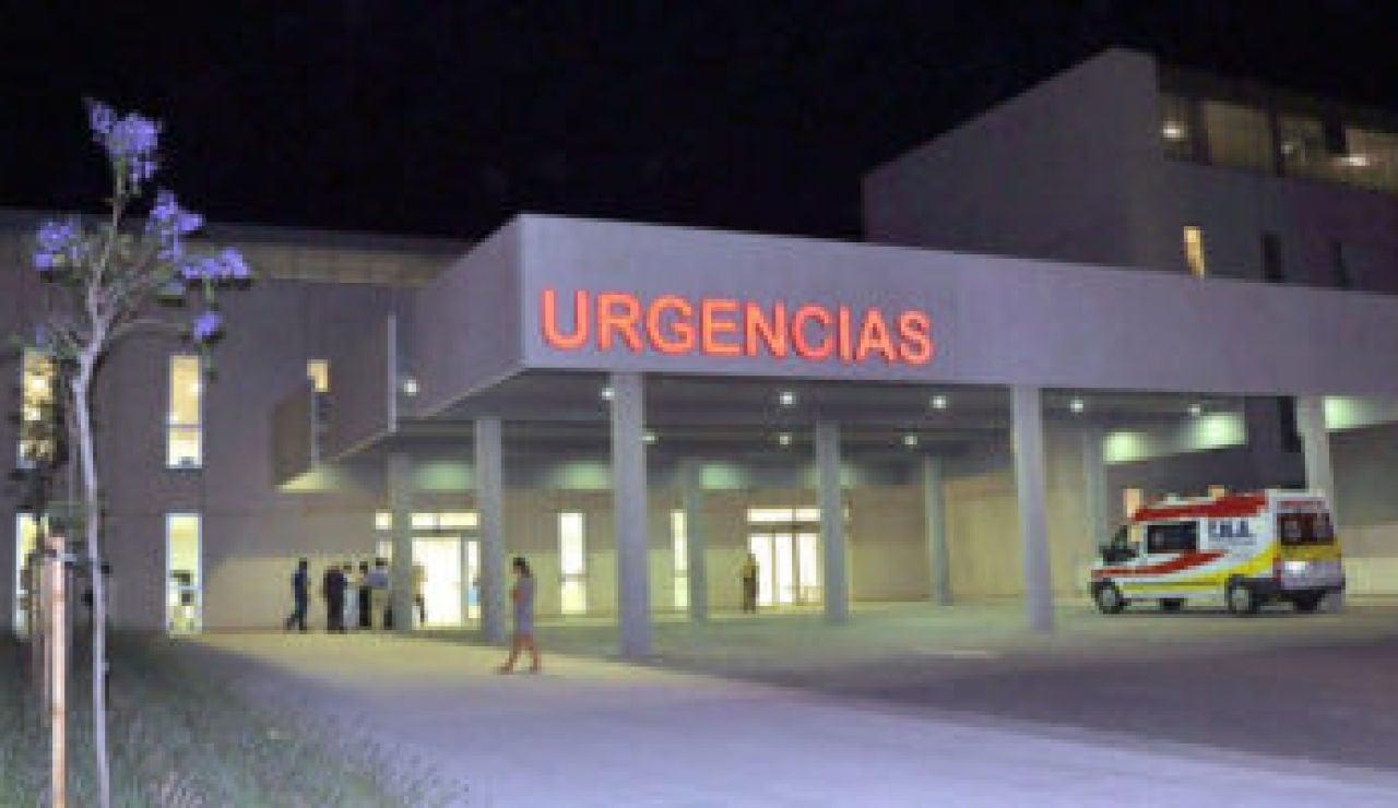 Área de Urgencias del Hospital del Vinalopó.