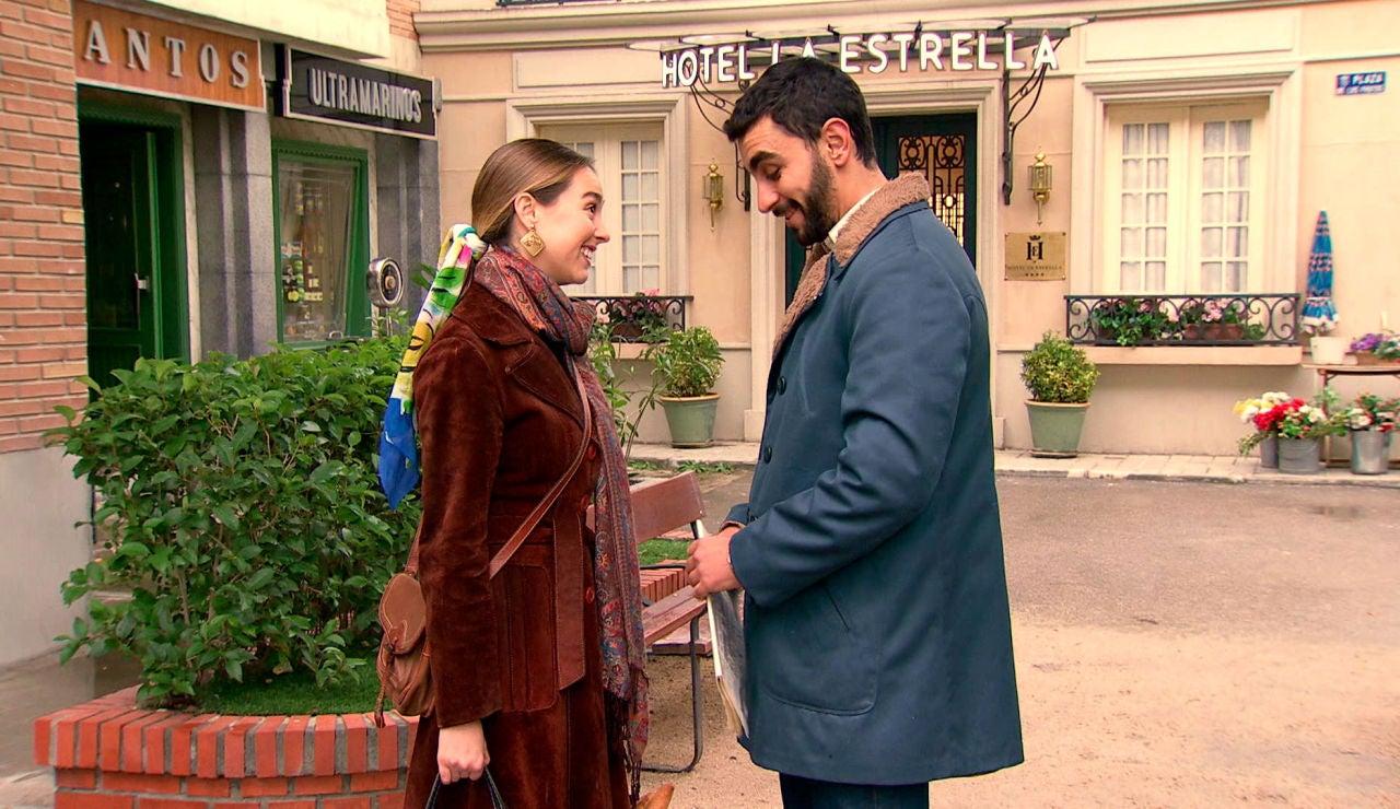 Luisita se reencuentra con Sebas, su exnovio