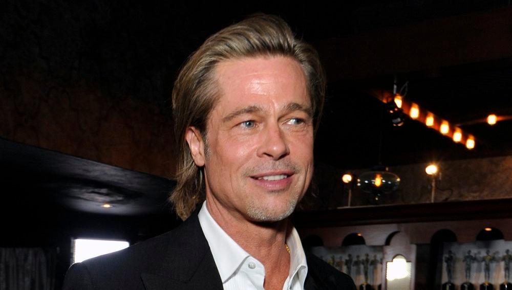 Brad Pitt, tu crush y cada día el de más gente