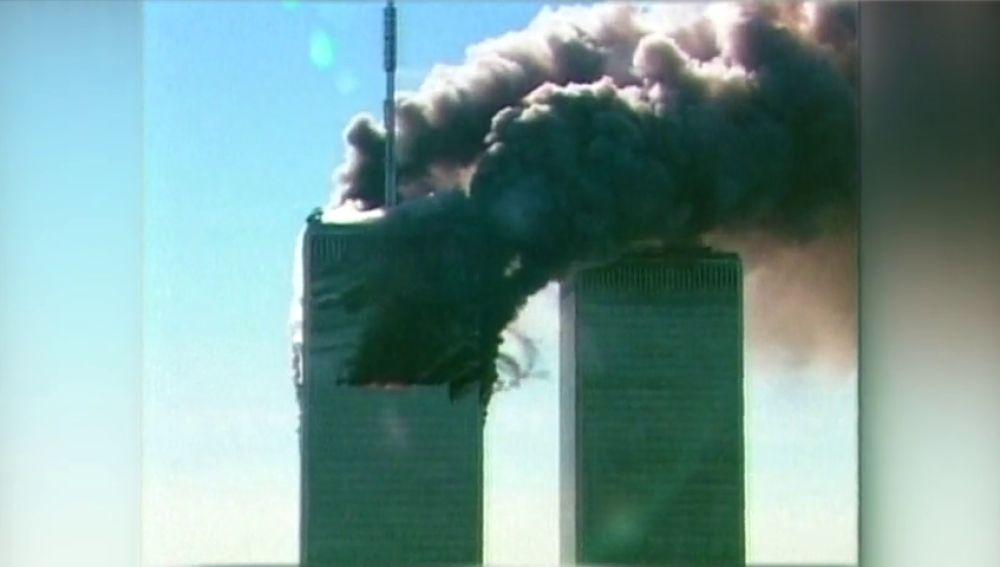 Así contamos en Antena 3 con Matías Prats los atentados del 11-S