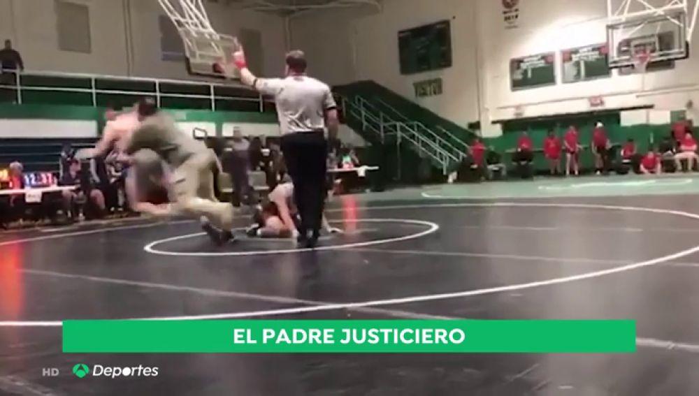 Padre luchador