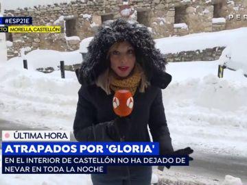 Atrapados por 'Gloria'