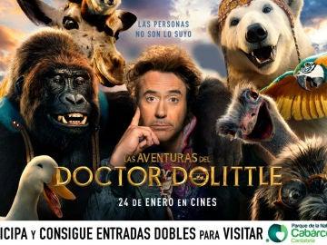 Concurso 'Las aventuras del Doctor Dolittle'