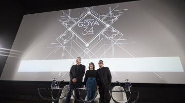 Andreu Buenafuente y Silvia Abril presentarán los Goya