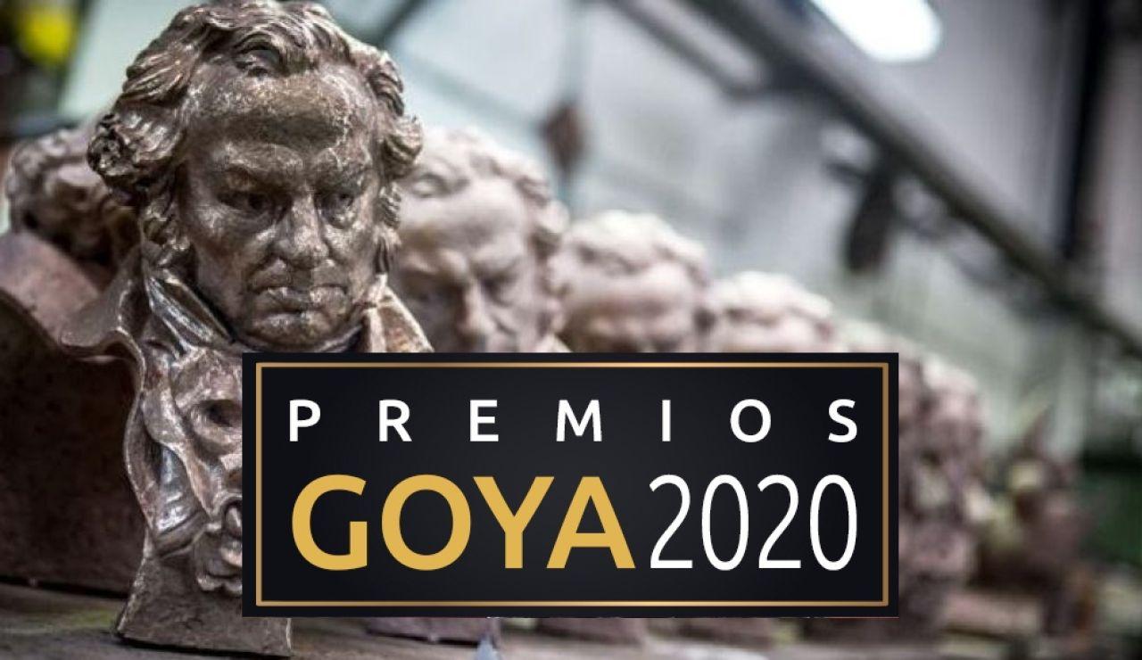 Nominados a mejor actor de reparto en los Premios Goya 2020