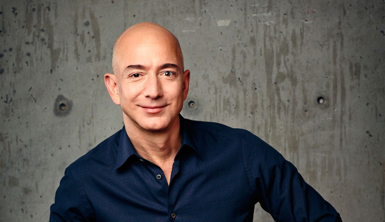 Jeff Bezos, fundador de Amazon que dejará de ser CEO